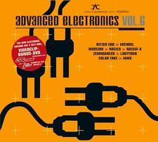 ADVANCED ELECTRONICS 6 - 2CD+DVD - (Nitzer Ebb, Diary, Hocico, IAMX)