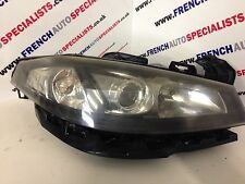 RENAULT LAGUNA II DRIVERS SIDE O/S HEADLIGHT 2005-07 FACELIFT XENON