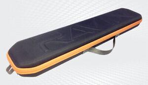 New Ravin Crossbow Bolt 6 Arrow Molded Hard Case Black and Orange