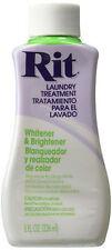 Rit Laundry Treatment Whitener 8 Oz