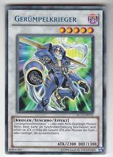 YU-GI-OH Gerümpelkrieger Blau RAre PROMO! SELTEN! DL12-DE012
