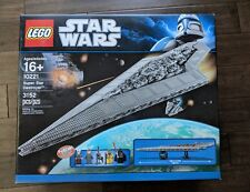 Lego 10221 Star Wars Super Star Destroyer . Box damaged