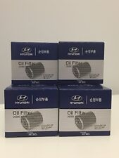 Genuine Hyundai iLoad Petrol Oil Filter (Z79A)  - (TAX INVOICE)