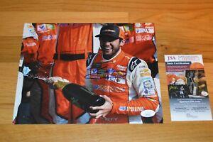 Chase Elliott ~ NASCAR ~ Autographed 8x10 Color Photo with JSA COA
