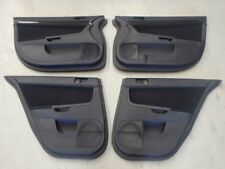 Mitsubishi Lancer Evo X 10 CZ4A Interior Door Card  Panel Trim Set Evolution