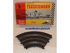 Fleischmann 3154 -- Auto Rallye --  Steilkurvensegment, NEU, 1 Stück