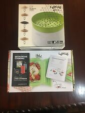 Lekue Silicone Rice & Grain Cooker And Steam Case