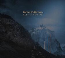 ProtoU & Hilyard – Alpine Respire  Cryo Chamber   Dark Ambient CD