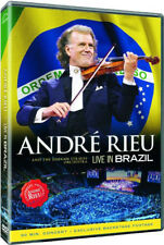 RIEU, ANDRE - Live in Brazil 2013 region 0 DVD (all region) NEW