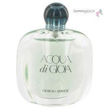Aqua Acqua Di Gioia Perfume for Women 1.7 oz EDP Spray By Giorgio Armani (TSTR)