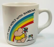 Classic Ziggy Stoneware Mug w Handle American Greetings 1983 Cleveland, OH