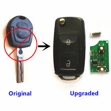 Upgraded Remote Key fob Suit for SEAT 5FA 007 680 5FA007680 HELLA 433MHZ