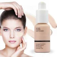 Foundation Makeup Full Coverage Fast Base Brighten long-lasting Shade