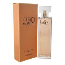 Eternity Moment by Calvin Klein for Women - 3.4 oz EDP Spray