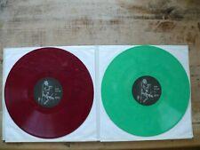 Bob Dylan -  Stars Of '66 Vol. 2 Bootleg 2LP NM Green en Red Marbled Vinyl