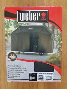 Neu & OVP Original Weber Grill Abdeckhaube PREMIUM für Weber Grill Genesis II LX