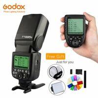 Godox TT685S 2.4G HSS TTL Camera Flash Speedlite + Xpro-S Transmitter for Sony