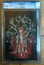 Wytches #1 New York Comic Con Convention NYCC Variant CGC 9.6