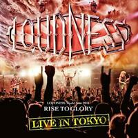Loudness - Live In Tokyo (NEW 2CD+DVD)