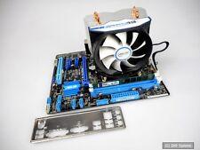 ASUS p8b75-m LX Scheda Madre, Pentium g620 2.6ghz CPU + Fan + Kingston 4gb ddr3 di RAM