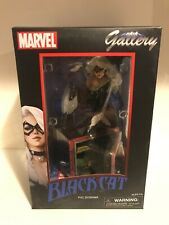 "Marvel Select Gallery Black Cat PVC 7"" Diorama Statue Spider-Man"