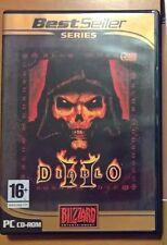 DIABLO 2 - gioco PC ORIGINALE - PERFETTO