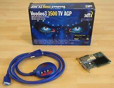 3dfx Voodoo 3 3500 TV AGP 16MB