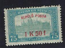 Hungary SC# C1 - Mint Hinged (Hinge Rem) - Lot 022816