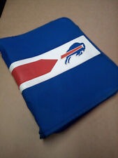 1998 Buffalo Bills  NFL Football Limited  edition Folder  Binder