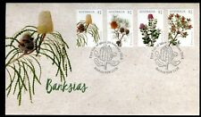 2018 Banksias (Gummed Stamps) FDC - Postmarked Banksia NSW 2216