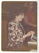 Gina Lollobrigida - Vintage Candid by Peter Warrack - Previously Unpublished