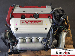 HONDA ACCORD CL7 EURO-R K20A ENGINE KIT ASP3 LSD TRANSMISSON