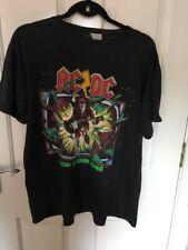 Vintage AC/DC Blow Up Your Video 1988 Tour T Shirt