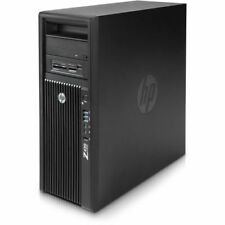 HP Z420 Intel Xeon E5-1650 6x 3,20GHz 500GB 32GB Nvidia Quadro 600 W10