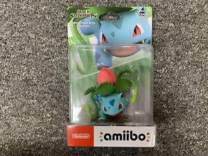 Pokemon Ivysaur No.76 Amiibo Figure BRAND NEW Nintendo UK Stock