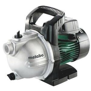 Metabo Gartenpumpe P 2000 G Wasserpumpe Saugpumpe Auspumpen klares Wasser
