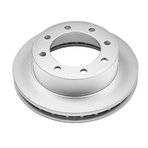 Disc Brake Rotor-Evolution Coated Rotors Front Power Stop AR8580EVC