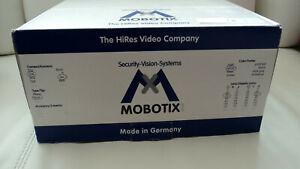 MOBOTIX MX-D14Di-Sec-DNight  Set Komplett DUAL DOME NEU