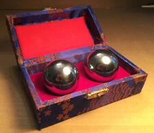 Chinese Meditation Balls / Stress Balls Chimes BAODING