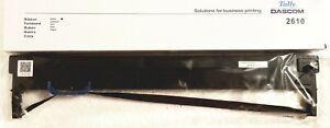 99004L BLACK RIBBON FOR 2610 TALLY DASCOM NEW!!