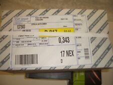 DIEDERICHS LÜFTUNGSGITTER, STOßFÄNGER FIAT DOBLO /DOBLO 3486148 Fiat Doblo