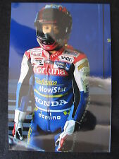Photo Telefonica Honda NSR250 2001 #74 Daijiro Kato (JAP) #5