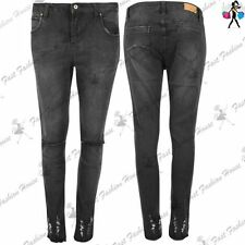 Unbranded Cotton Distressed Jeans for Women