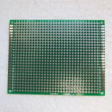 5stk 7x9cm doppelseitig pcb Lochraster Platine Leiterplatte circuit breadboard