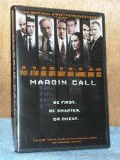 Margin Call (DVD, 2011) Zachary Quinto Stanley Tucci Kevin Spacey