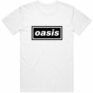 OASIS Decca Logo T-Shirt Official Merch, 100% Genuine,Australian Stock