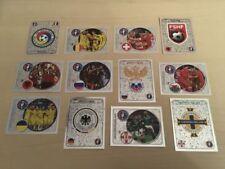 European championship 2016 Season Sports Single Stickers