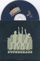 Supergrass - Sofa (Of My Lethargy) - Scarce 1995 UK 2 track promo CD