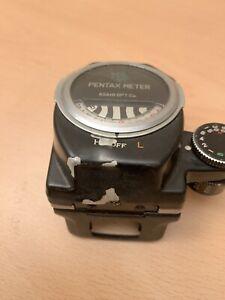 Pentax Asahi Clip On External Light Meter For Pentax S1/S3 SLR Camera