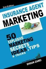 Marketing Ideas for Insurance Agents by Ehsan Zarei (2014, Paperback)